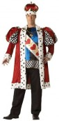 Story Book and Nursery Rhyme Costumes - King of Hearts - American Costumes Las Vegas