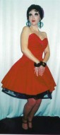 Cartoon Characters Costumes - Miss Betty - American Costumes Las Vegas