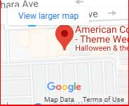 AMERICAN COSTUMES location - Las Vegas Costumes, Theme Weddings, Halloween Costumes