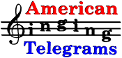 american singing telegrams