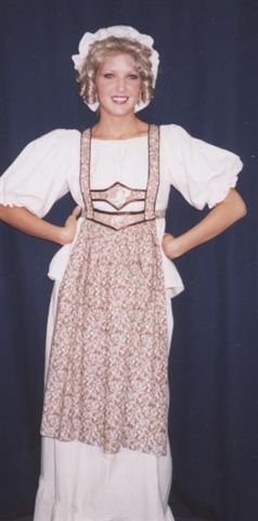 18th Cent 1700's Costumes - Colonial Woman - Tavern- Wench- Barmaid - American Costumes Las Vegas