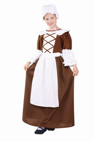18th Cent 1700's Costumes - Colonial Woman - American Costumes Las Vegas