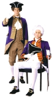 18th Cent 1700's Costumes - British -Redcoat -Colonial Militia - Colonial Army - American Costumes Las Vegas