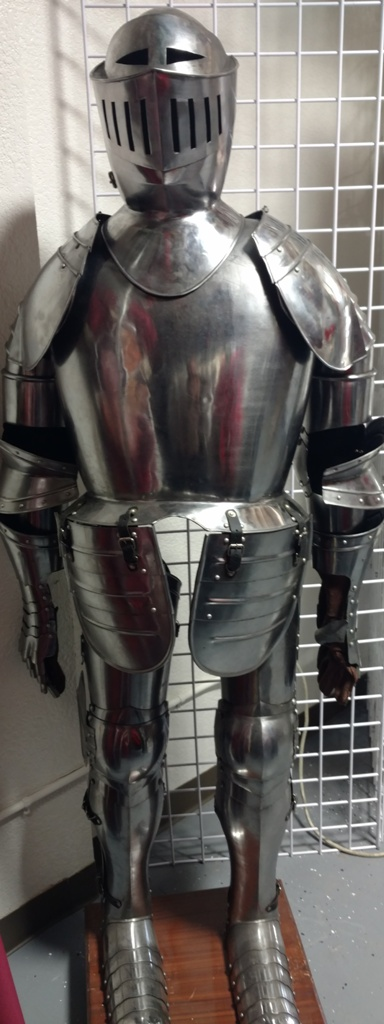 Renaissance Costumes Real Metal Knight - American Costumes Las Vegas