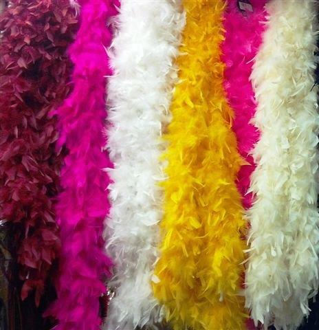 Boas / Feathers - American Costumes Las Vegas
