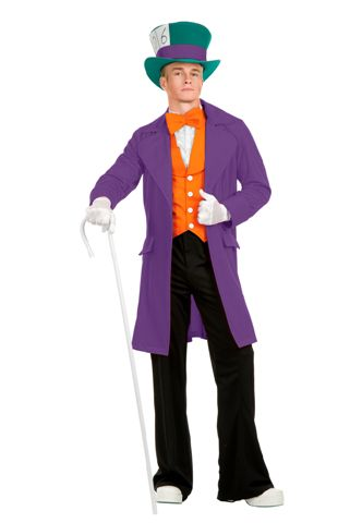 Story Book and Nursery Rhyme Costumes - Mad Hatter - American Costumes Las Vegas
