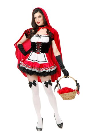 Story Book and Nursery Rhyme Costumes - Red Riding Hood - American Costumes Las Vegas