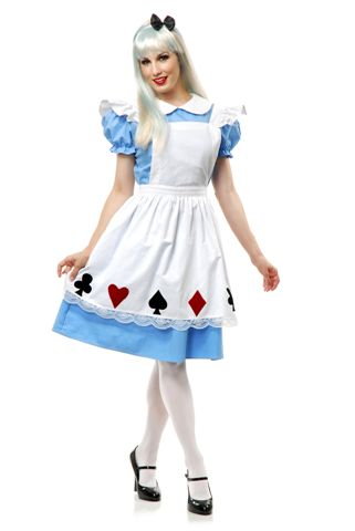Story Book and Nursery Rhyme Costumes - Alice - American Costumes Las Vegas