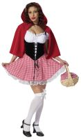 Story Book and Nursery Rhyme Costumes -Red Riding Hood - American Costumes Las Vegas