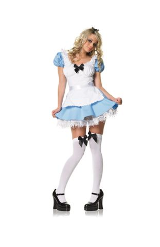 Story Book and Nursery Rhyme Costumes Alice - American Costumes Las Vegas