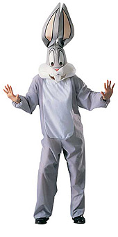 Cartoon Characters Costumes - Bugs Bunny Economy - American Costumes Las Vegas