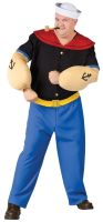Cartoon Characters Costumes - Popeye Sailor - American Costumes Las Vegas