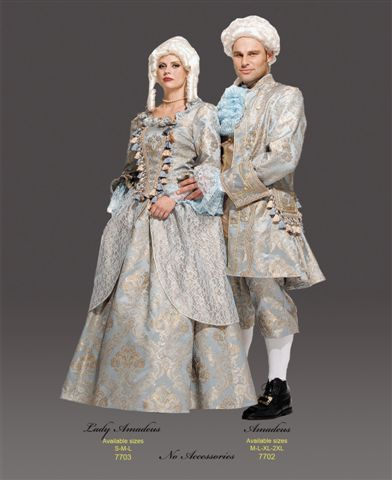 Colonial Costumes - American Costumes Las Vegas