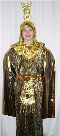 Egyptian Costumes -Egyptian Queen - Cleopatra - American Costumes Las Vegas