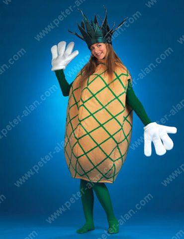 Food and Drink Costumes Fruit- Pineapple - American Costumes Las Vegas