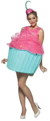 Food and Drink Costumes - Desserts - Cupcake - American Costumes Las Vegas