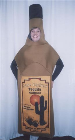 Food and Drink Costumes - Liquor - Tequila - American Costumes Las Vegas
