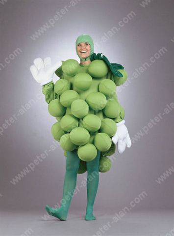 Food and Drink Costumes  - Fruit - Grapes - American Costumes Las Vegas