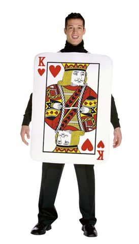 Las Vegas Costumes Hotel and Gaming Costumes King of Hearts - American Costumes Las Vegas