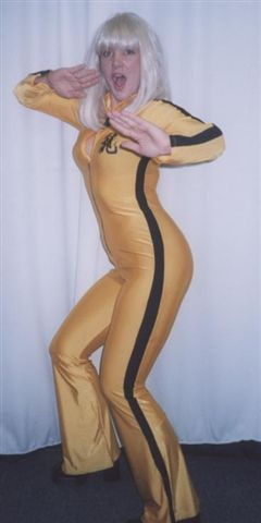 Movie Character Costumes -  Kill Bill - American Costumes Las Vegas