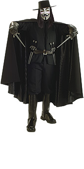 Movie Character Costumes -V for Vendetta - American Costumes Las Vegas