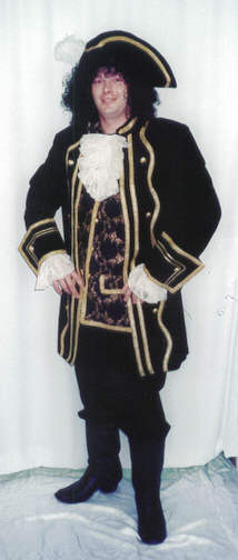 Pirates of the Seven Seas Theme Weddings - American Costumes Las Vegas