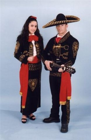 Spanish and Mexican Costumes - American Costumes Las Vegas