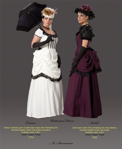 Turn of the Century Costumes - American Costumes Las Vegas